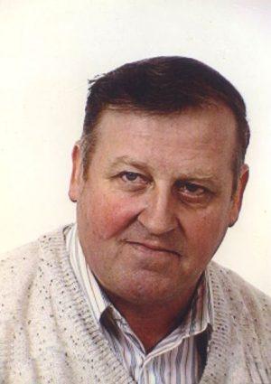 Portrait von Reinhold-Hugo Gruber