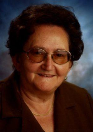 Portrait von Rosa Hrabak