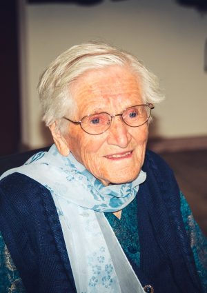 Portrait von Theresia Galander