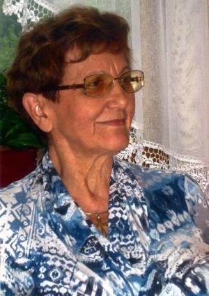 Portrait von Waltraude Fessel