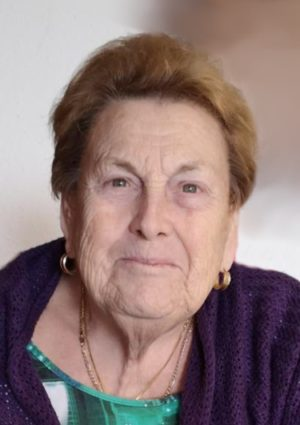 Portrait von Hannelore Weiß