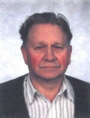 Portrait von Wilhelm Wally